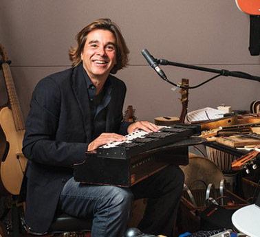 Heitor Pereira // Music Composer